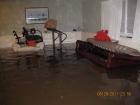 洪水无情人有情-亲历被水淹的感受
