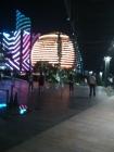 看钱江新城的夜景去!