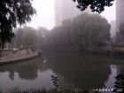 今秋的首场大雾