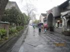 参观京杭大运河博物馆和中国扇博物馆