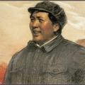 黄土派创始人画家刘文西笔下的毛泽东
