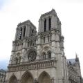 塞纳河视角----巴黎圣母院
