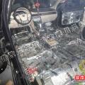 沃尔沃S80隔音降噪